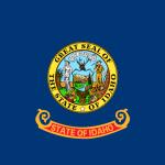 Flag of Idaho