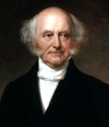 8.President_Martin_Van_Buren